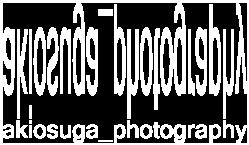 Photographer Akio Suga
